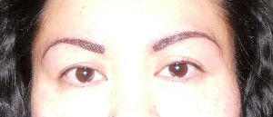 February Eyebrows